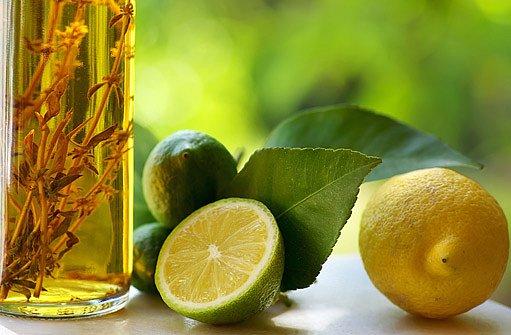 citrónový ocet