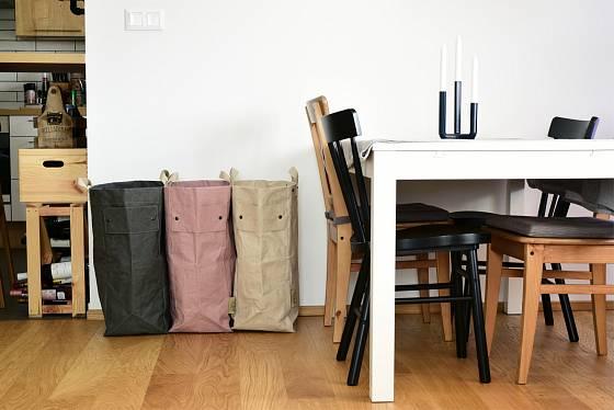 Pratelný papír k užitku i k dekoraci