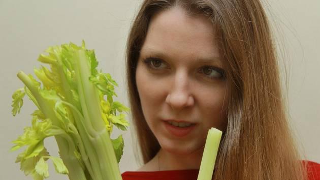 Řapíkatý celer je vynikající základ pro všechny zeleninové nápoje