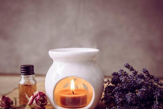 Olej z levandule má antiseptické účinky