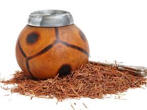 Kalabasa je nádoba z tykve sloužící ke konzumaci čaje Yerba maté, ale i lapacha.