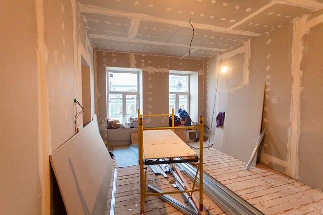 Rekonstrukci potřebuje dům obvykle již po dvou desetiletích užívání.