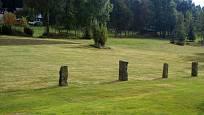 K vymezení pozemku postačí i kamenné patníky