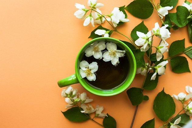 Pokud chcete z rostliny sbírat květy na ovonění čajů, přihnojujte bez chemie.
