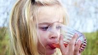 Dětem přeslazené limonády nesvědčí, stejně jako čaj - vždyť obsahuje kofein.