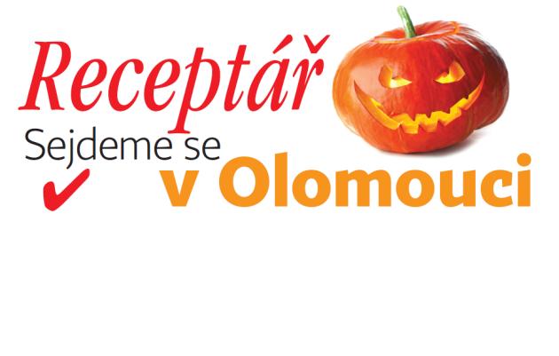 Receptář: sejdeme se v Olomouci