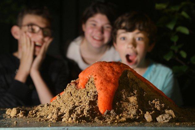 Domácí sopka