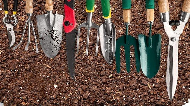 zahradnická výbava
