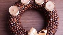 Což takhle Vánoce s vůní kávy?