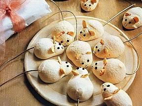 Hotové myšky