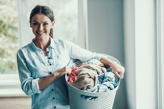 Praní je v domácnosti jedním z největších úkolů