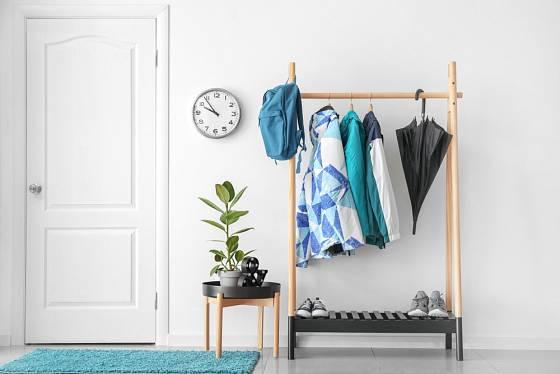 Předsíň bývá také často komunikační místností mezi jednotlivými místnostmi bytu.