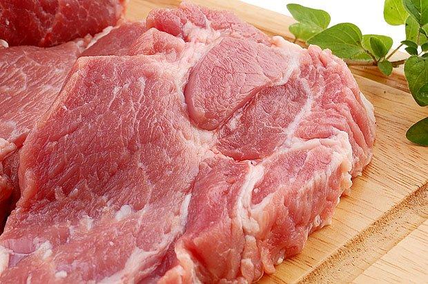 vepřové maso pro výrobu šunky