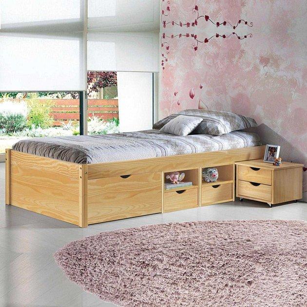 Multifunkční postel Claas