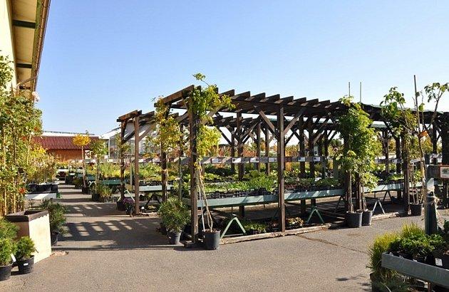 Zahradní centrum Starkl.