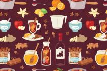 Svařené víno (ilustrace)