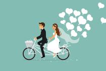 Ženiši a nevěsty z dovozu: ženy si berou Němce a Brity, muži Ukrajinky a Rusky