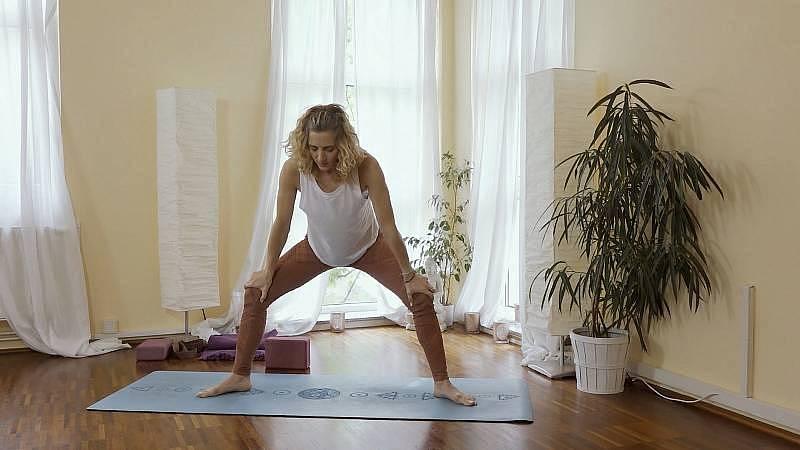 Hormonal balance jóga