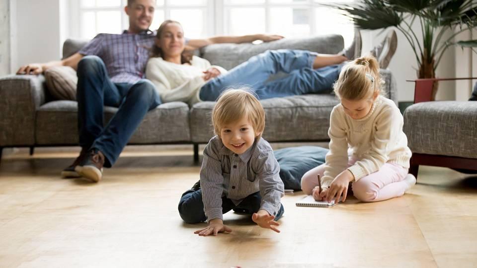 Jak podpořit radost v rodině