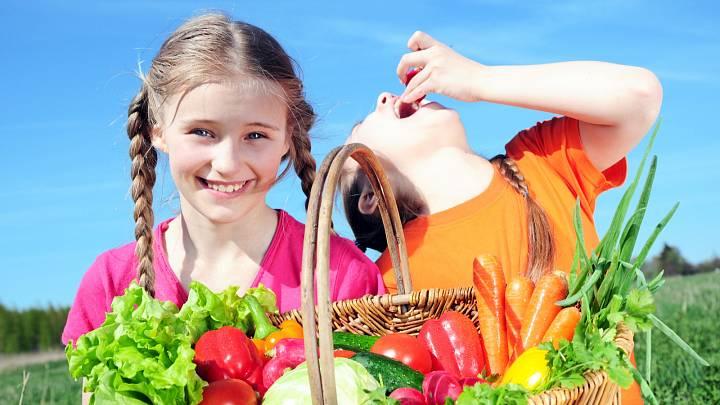 Jaké super jídlo pro vaše děti?