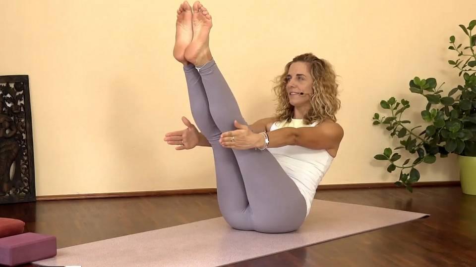 Naučte tělo dodržovat řád, podzimní lekce jógy