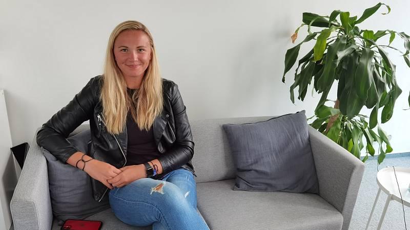 Nicole Dostálová: sportovní trenérka