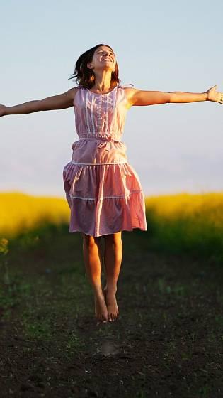 Afirmace štěstí
