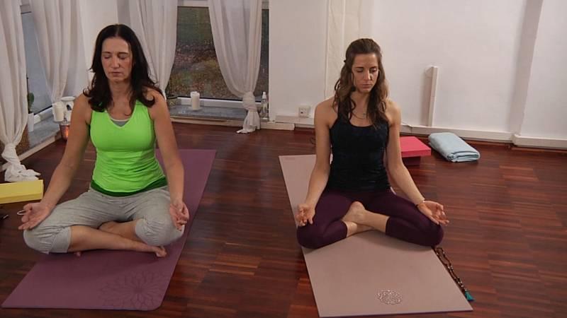 Hormonal balance jóga: agni