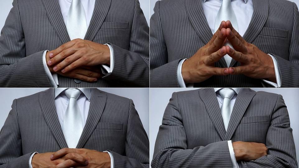 Neverbální komunikace, proč ji umět ovládat