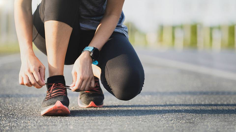 Běhání: Doběhněte si pro menší velikost