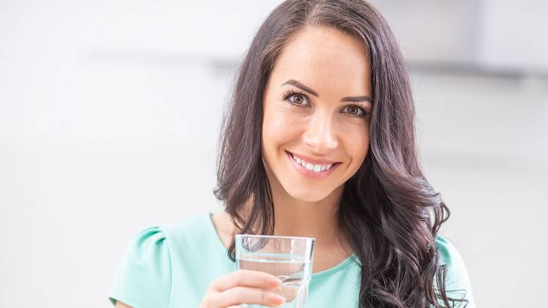 Pitný režim dokáže podpořit imunitu