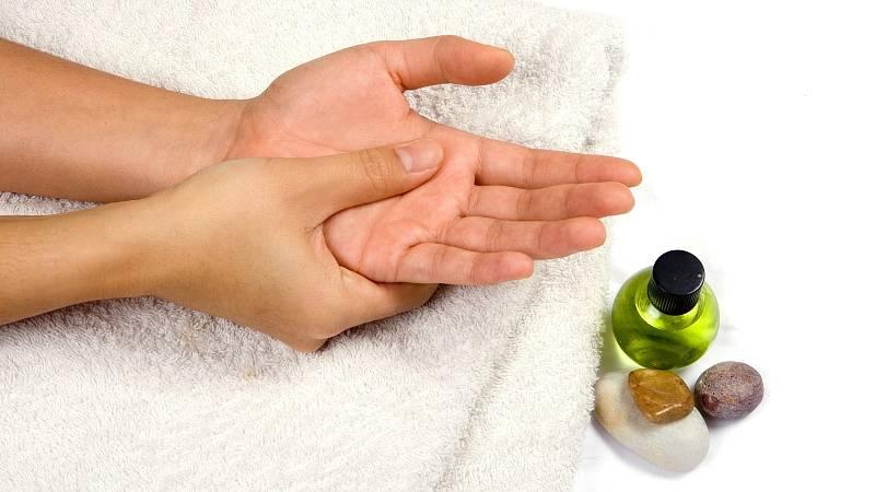 Zkuste skvělé účinky masáže sami na sobě.