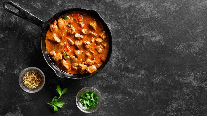 Kuře na paprice – zdravě a chutně