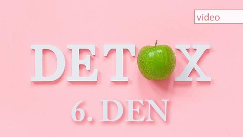 Výzva #21denní jarní detox: Den 6