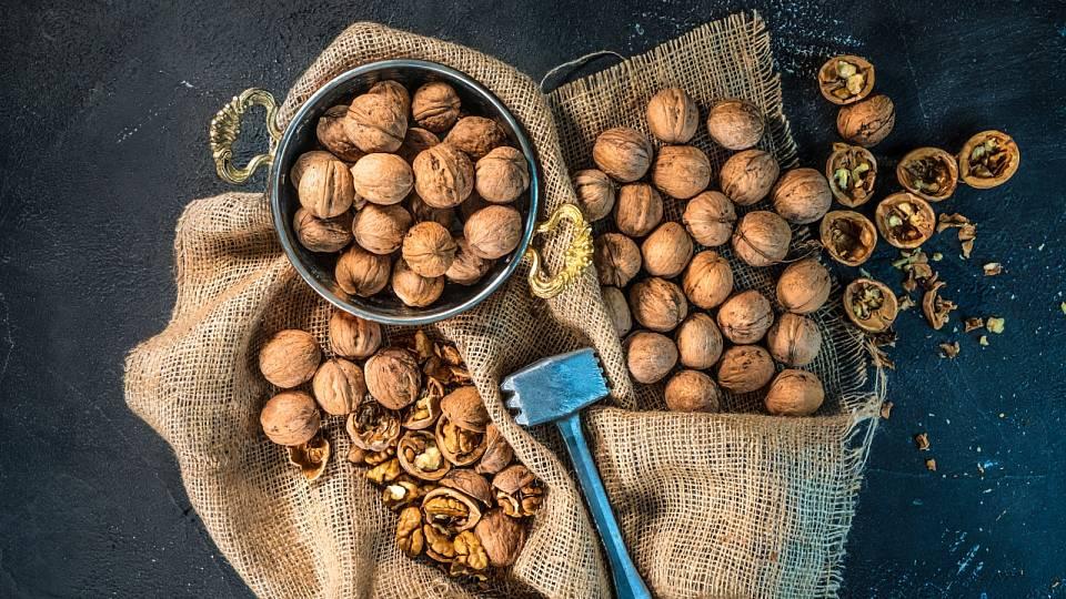 Jaké dobroty si připravit z vlašských ořechů?