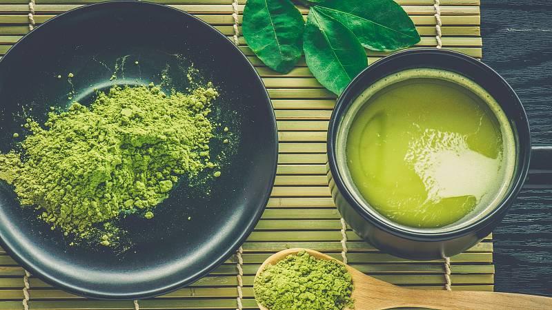 Matcha tea: čaj s povzbuzujícími účinky