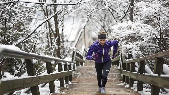Pravidla zimního tréninku