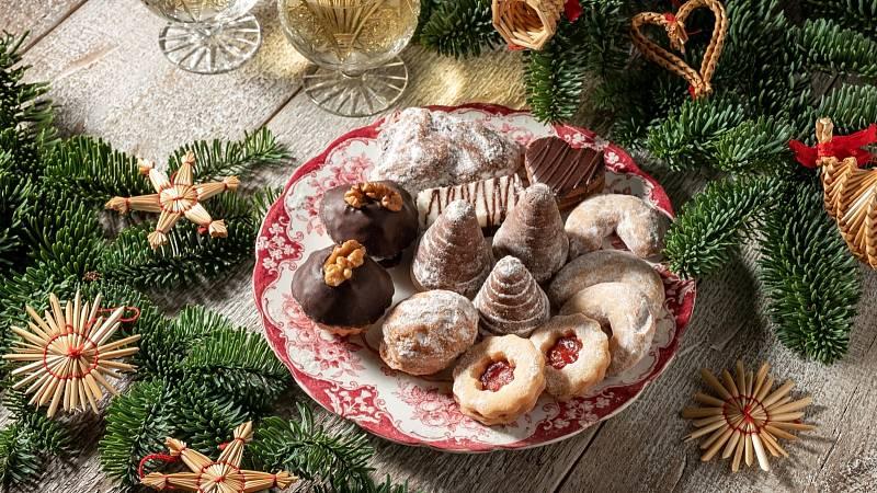 3 tipy na vánoční cukroví ve zdravější variantě