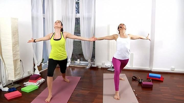 Hormonal balance jóga: Hrudník