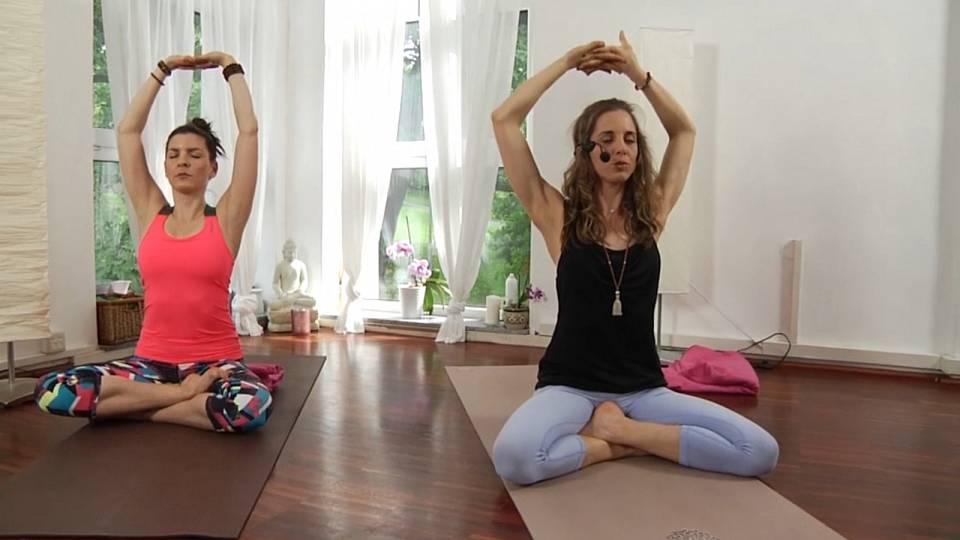 Lekce jógy, která podpoří vaše trávení