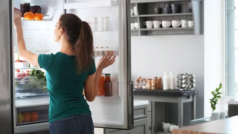 Bílá slast: skoncujte s útoky na ledničku!