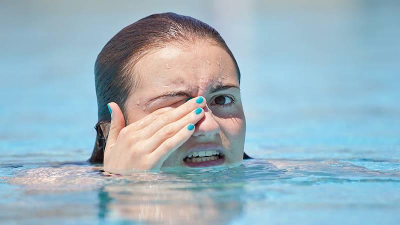 Audiočlánek: Chlór nepříjemná stránka plavání
