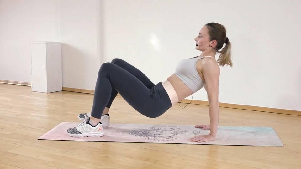 Cvičení po porodu 2
