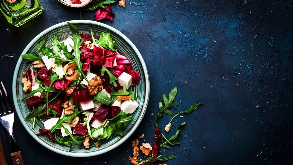 Recepty z listové zeleniny