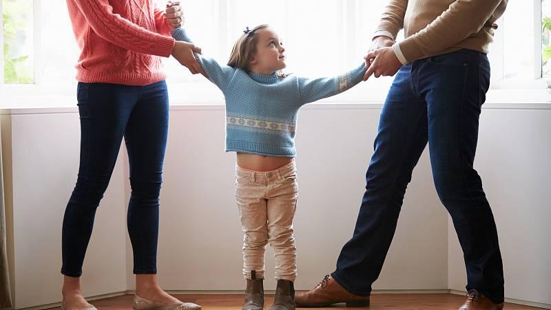 Střídavá péče dětí po rozvodu je stále populárnější.