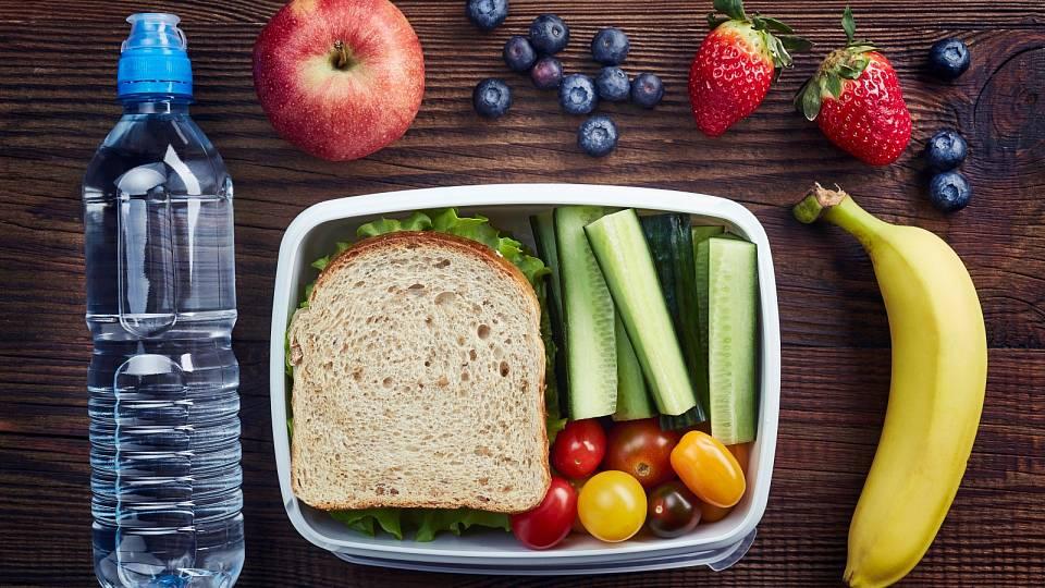 VÝZVA #vkondiciskondici: Týden 2_jídelníček