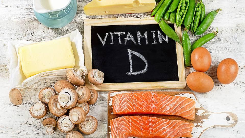 Nejlepší zdroje vitaminu D