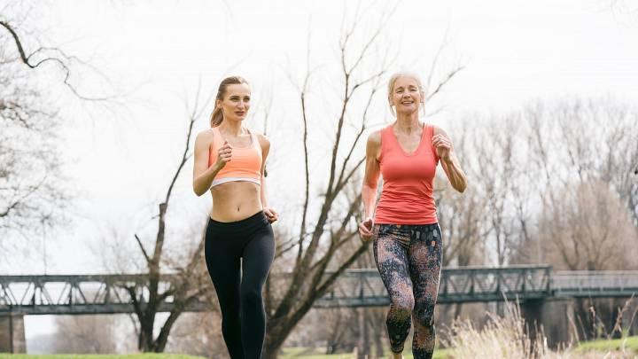 Běhání: Aktivita, která není pouze pro mladé