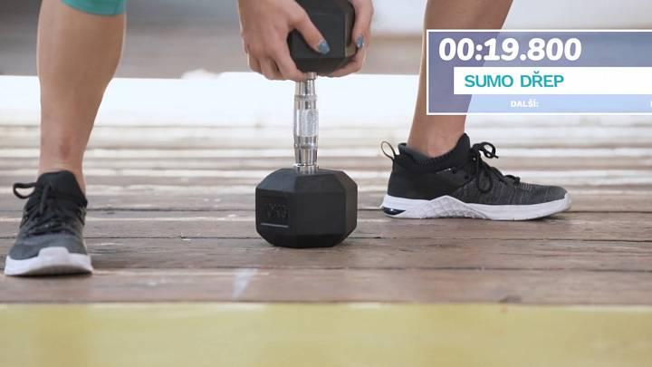 Rychle do formy 12: Tabata - intervalový trénink