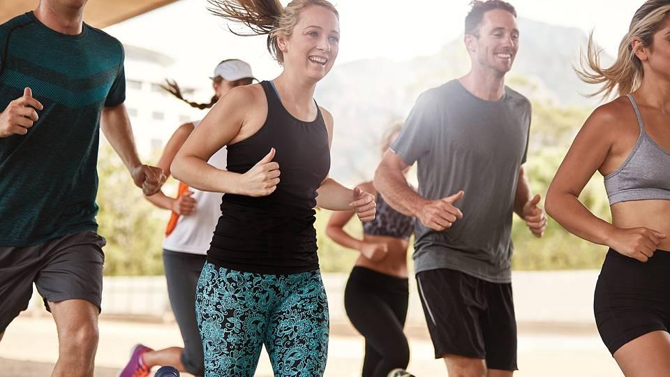 Běhání: Nejčastější mýty